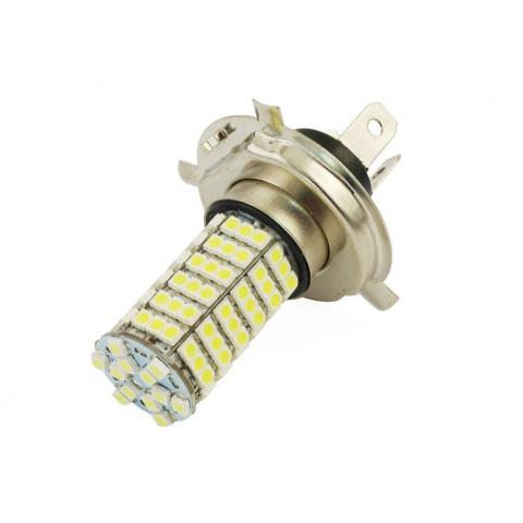 LED auto žiarovka H4 6W 120x SMD120