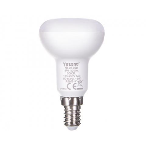 LED žiarovka 6W Neutrálna biela E14