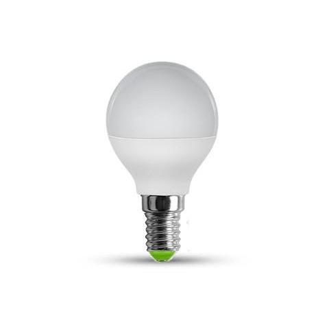 LED žiarovka 8W Studená biela SMD2835 E14