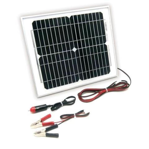 SOLAR Solárna nabíjačka autobatérií SO103 10W/12V