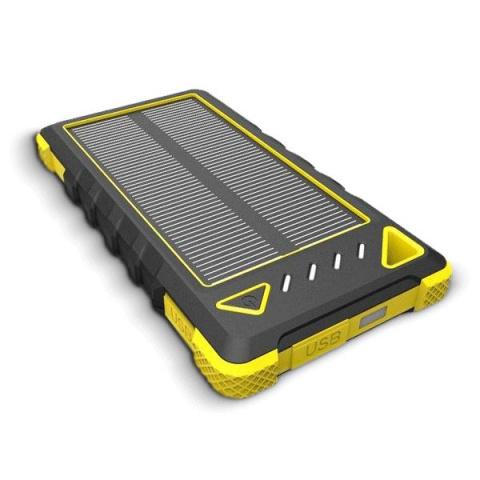 Sunen Solárna nabíjačka 1W 8000mAh žltá