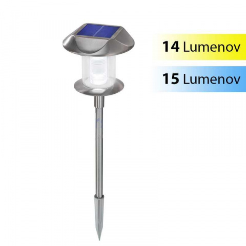 Solárna LED lampa Esotec Sunnylight 102093 Duo Color