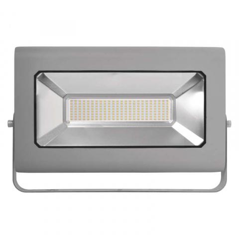 LED reflektor PROFI sivý, 150W neutrálna biela