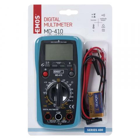 Merací prístroj - multimeter MD-410