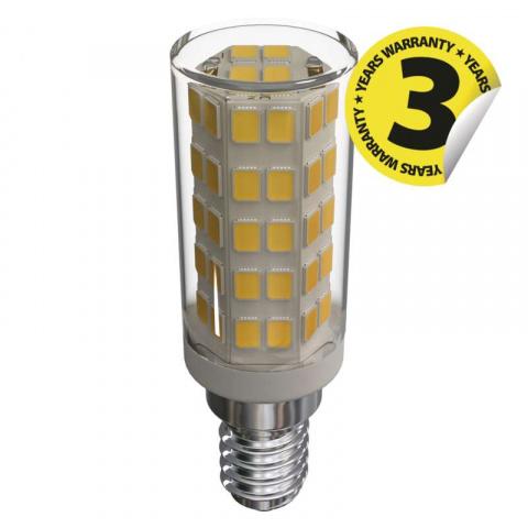LED žiarovka Classic JC A++ 4,5W E14 neutrálna biela