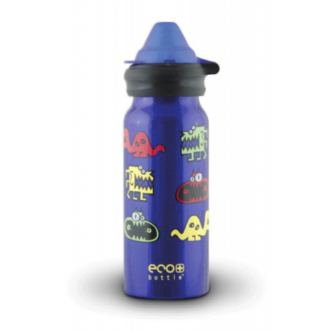 Fľaša Eco Bottle Kids Top Monsters 400ml
