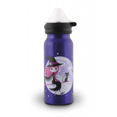 Fľaša Eco Bottle Kids Top Witch Moon 400ml