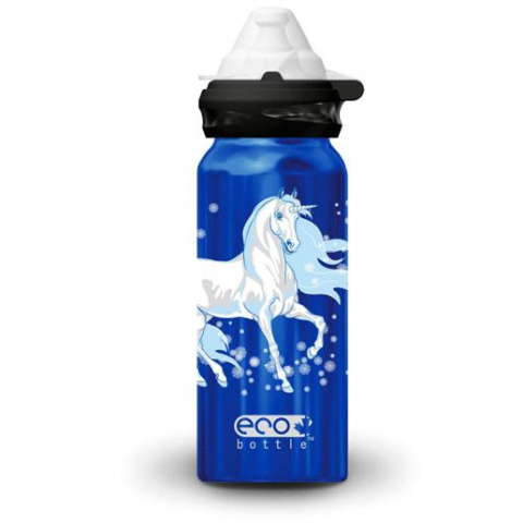 Fľaša Eco Bottle Kids Top Unicorn Dreams 400ml