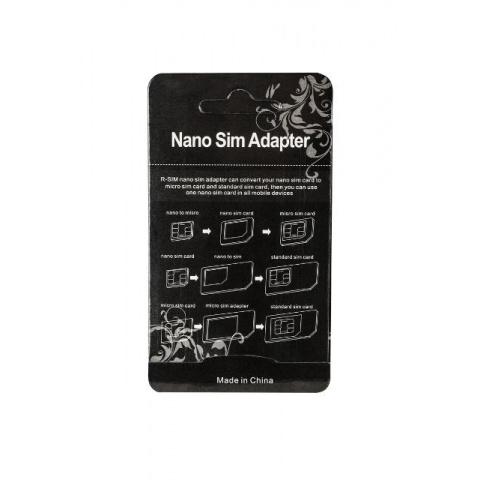 GSM adaptéry MICRO/NANO