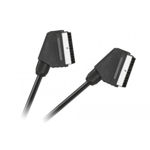 Kábel SCART-SCART 21p.10m