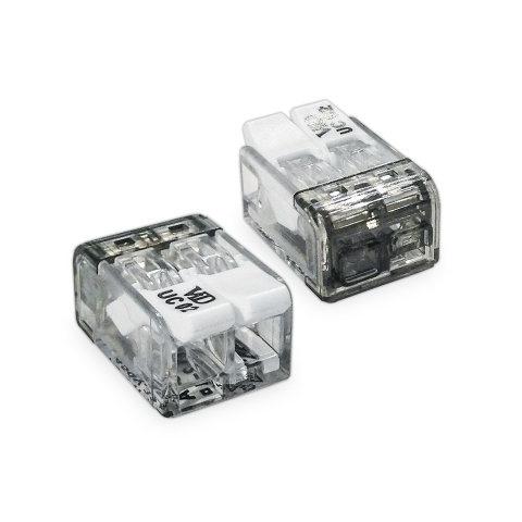 Krabicová svorka s páčkou  2 x 0,2-4 BEMKO