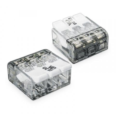 Krabicová svorka s páčkou 3 x 0,2-4 FIRN