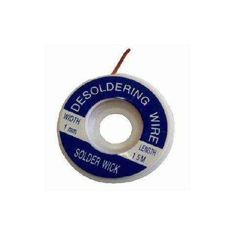 Odsávacia páska 1,5mm/1,5m