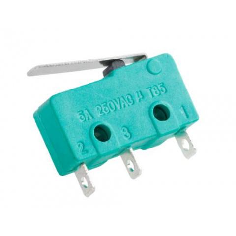 Prepínač mikro ON MSW-12B 230V
