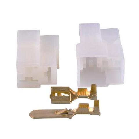 Puzdro konektorov 3x kolík+zásuvka