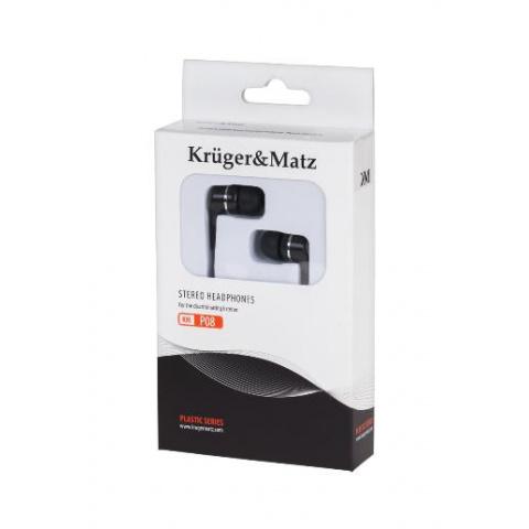 Slúchadlá do uší KMP08 Kruger&Matz