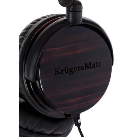 Slúchadlá Kruger&Matz náušné KM 621EB