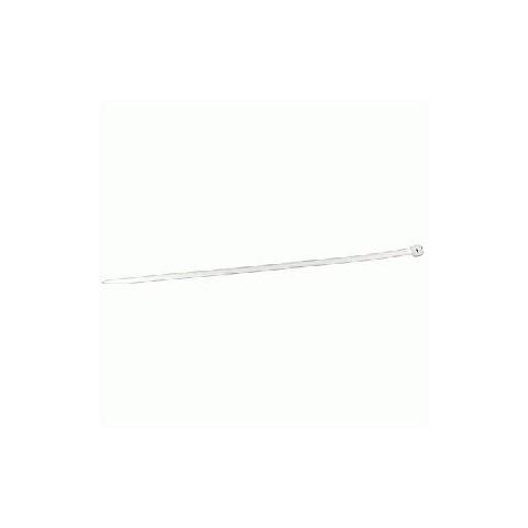 Sťahovacie pásiky biele 3,6mm/20cm(100ks)
