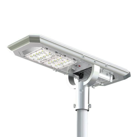 Solárna pouličná lampa SSL32 25,8W 2000lm
