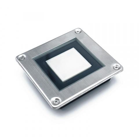 Solárne štvorcové podlahové osvetlenie SolarCentre SS7543