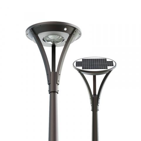 Solárna pouličná lampa SLL31 18,75 W 3000 lm