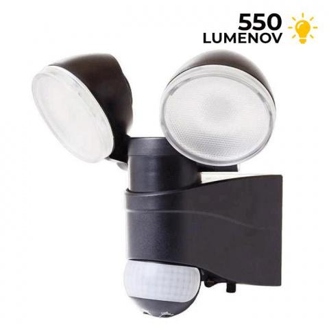 Solárne senzorové LED osvetlenie SolarCentre Shield Twin PIR SS9941