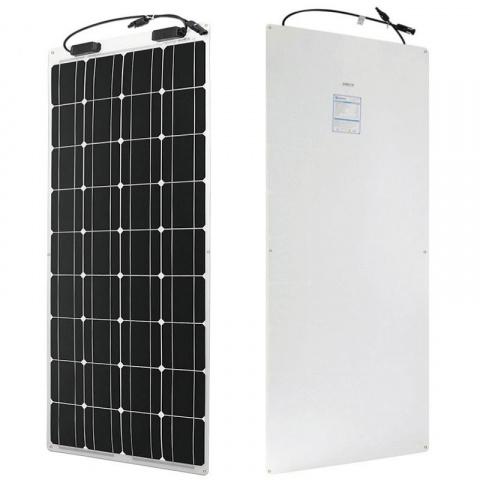 Flexibilný solárny panel Renogy 175 Wp 12V