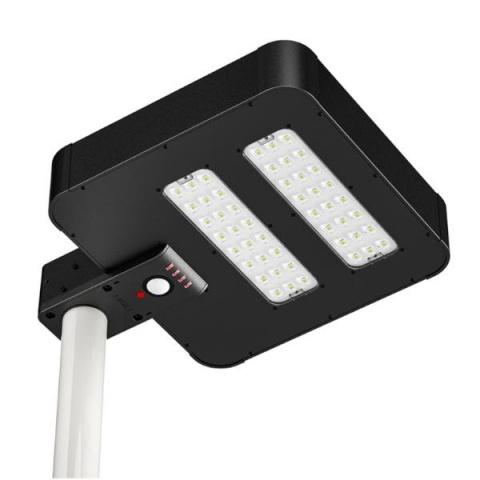 Solárna pouličná lampa SLL18 24W 2200lm