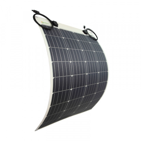 Flexibilný solárny panel Lensun 12V 100Wp