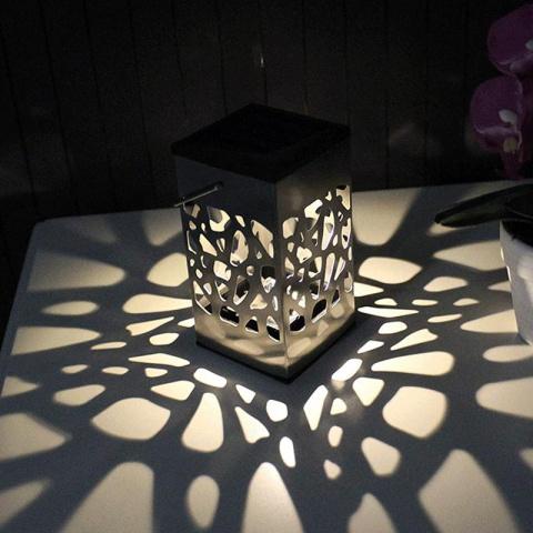 Solárna lampa POWERplus Ferret multifunkčná 3v1