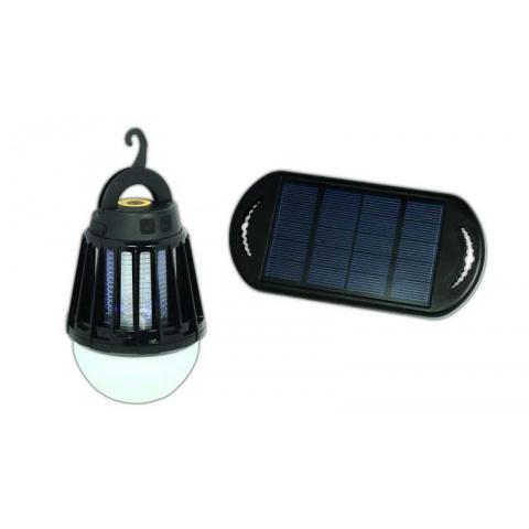 Solárna lampa a lapač komárov POWERplus Mosquito