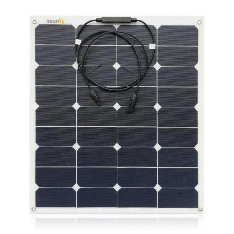 Flexibilný solárny panel 4SUN FLEXM 60W PRESTIGE monokryštalický