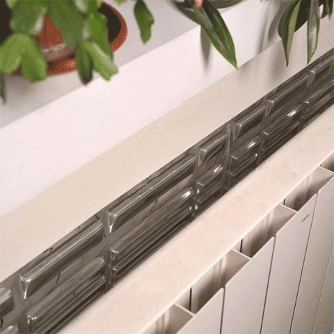 Heatkeeper Reflexná fólia za radiátor - 5 panelov