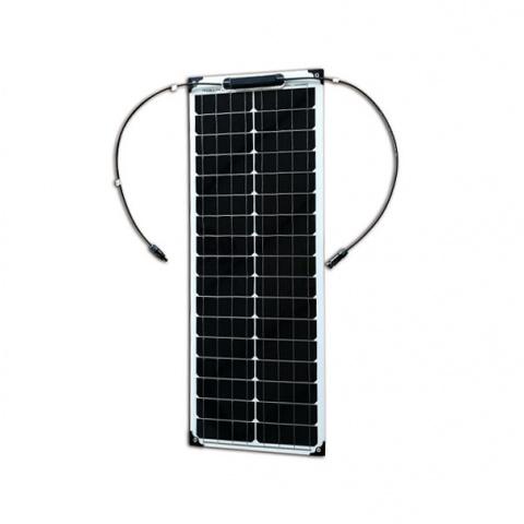 Solárny panel monokryštalický flexibilný EcoFlex 50Wp obdĺžnikový