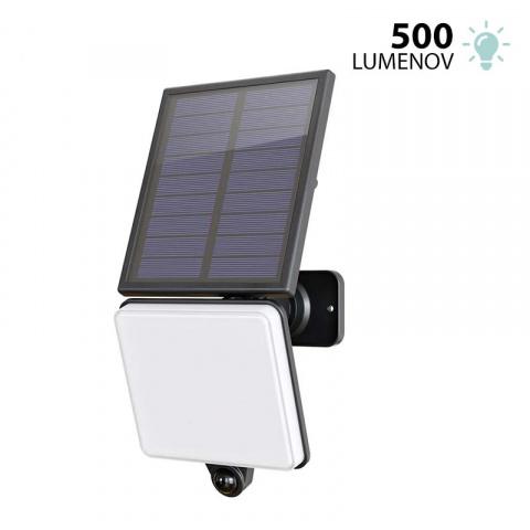 Solárne bezpečnostné svetlo s pohybovým senzorom SolarCentre Softec