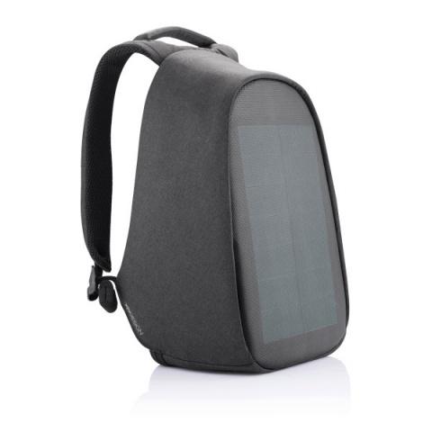 Solárny batoh na notebook a tablet Bobby Tech XD Design čierny