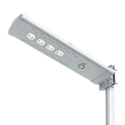 Solárna pouličná lampa SSL06N 15W 3000 Lumenov