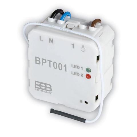 Bezdrôtový prijímač BT001 pre termostaty BT010 alebo BT710