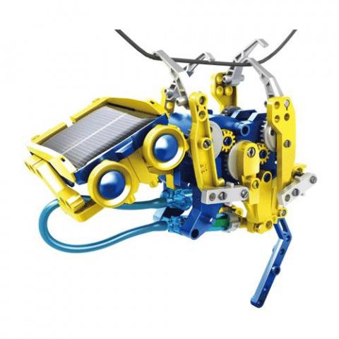Solárna hračka 12v1 POWERplus Monkey