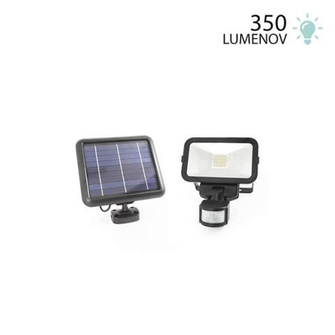 Solárne bezpečnostné svetlo s pohybovým senzorom SolarCentre Guardian SS9992