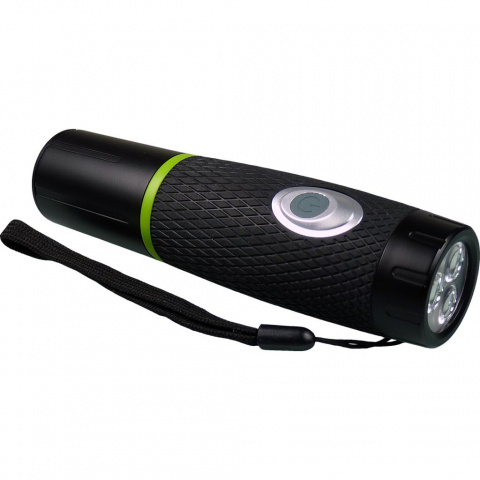 Dynamo LED baterka Blackbird