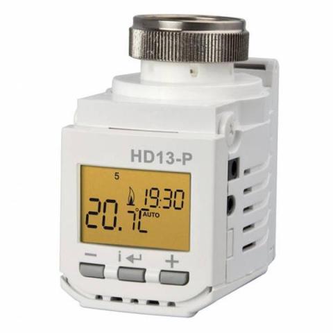 Digitálna termostatická hlavica na radiátor HD13-Profi