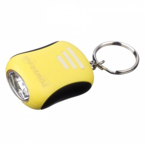LED svetielko na kľúče POWERplus Bee Mini dynamo