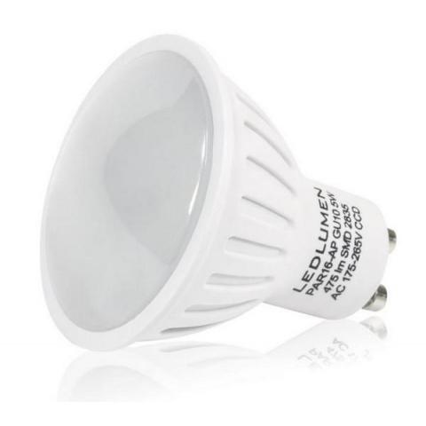 LED žiarovka 5W Neutrálna biela SMD2835 GU10