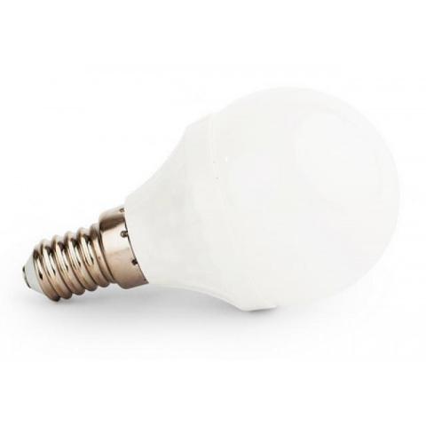 LED žiarovka 6W SMD2835 E14 neutrálna biela