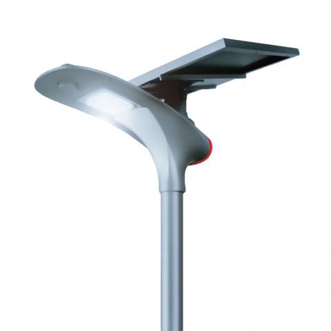Solárna pouličná lampa RoadSmart Solar Flybird 65 W 2260 Lumenov s diaľkovým ovládaním