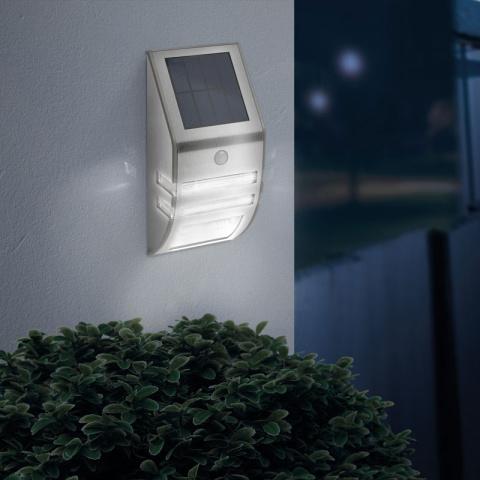 Solárne nástenné LED osvetlenie Garden of Eden s pohybovým senzorom