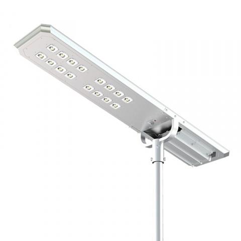 Solárna pouličná lampa SSL38 86W 8000lm