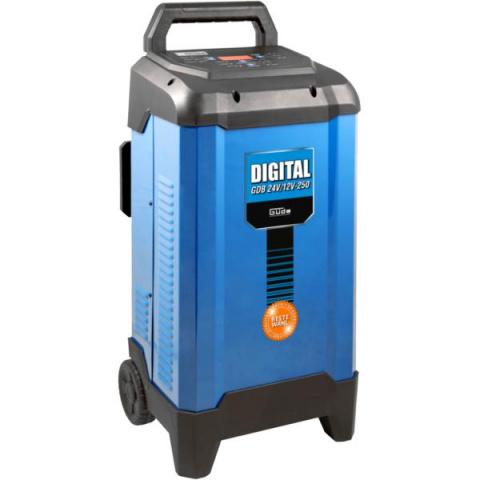 Digitálna nabíjačka autobatérií GDB 24V/12V-250 Güde