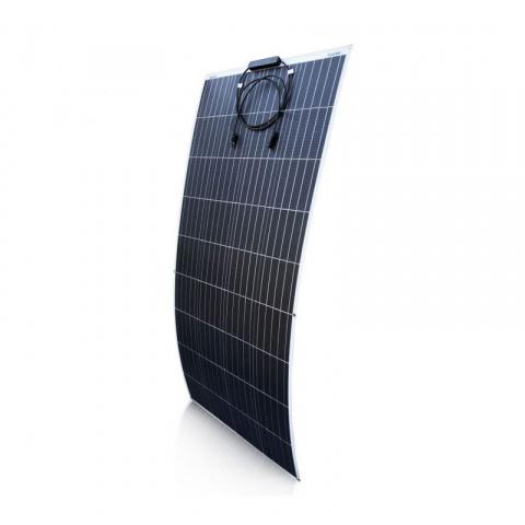 Solárny monokryštalický panel flexibilný FLEX ETFE 180Wp MAXX